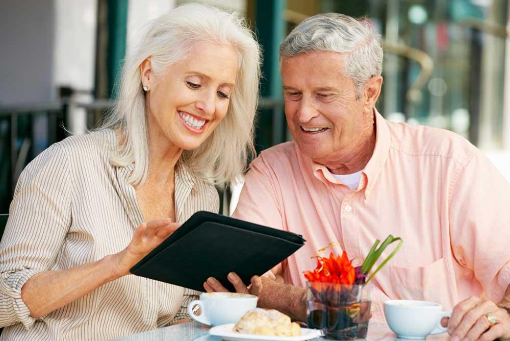 invecchiamento attivo - LA STORIA